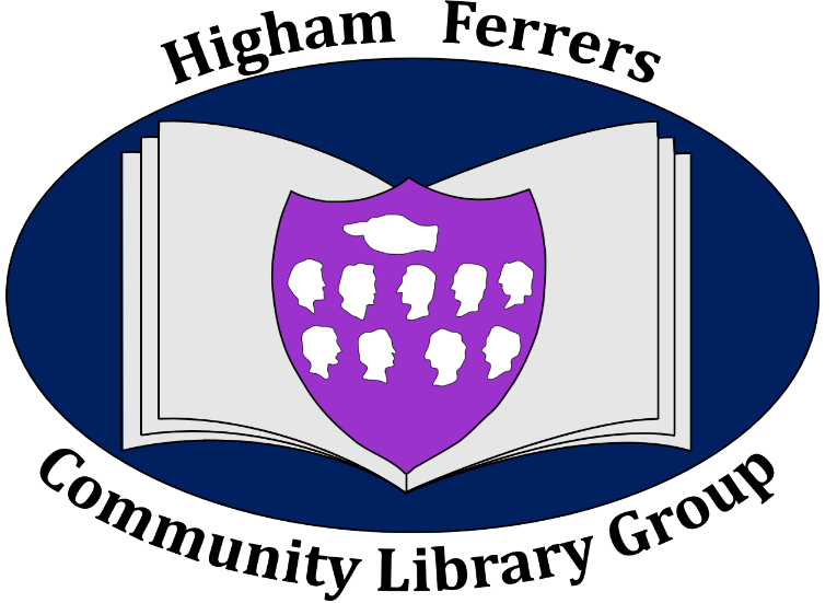 Higham Ferrers Community Library Logo (SMALL)
