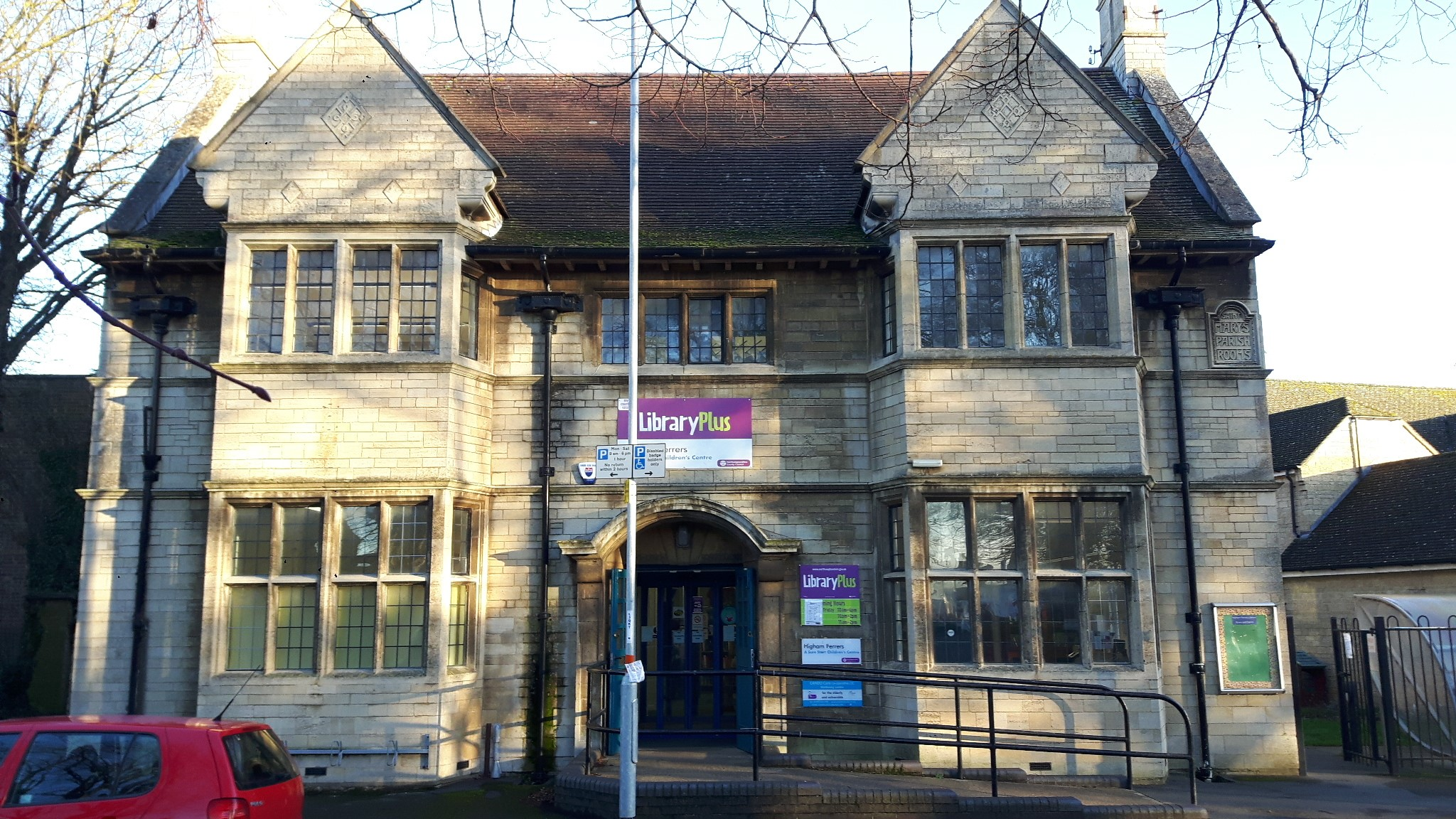 Higham Ferrers Library