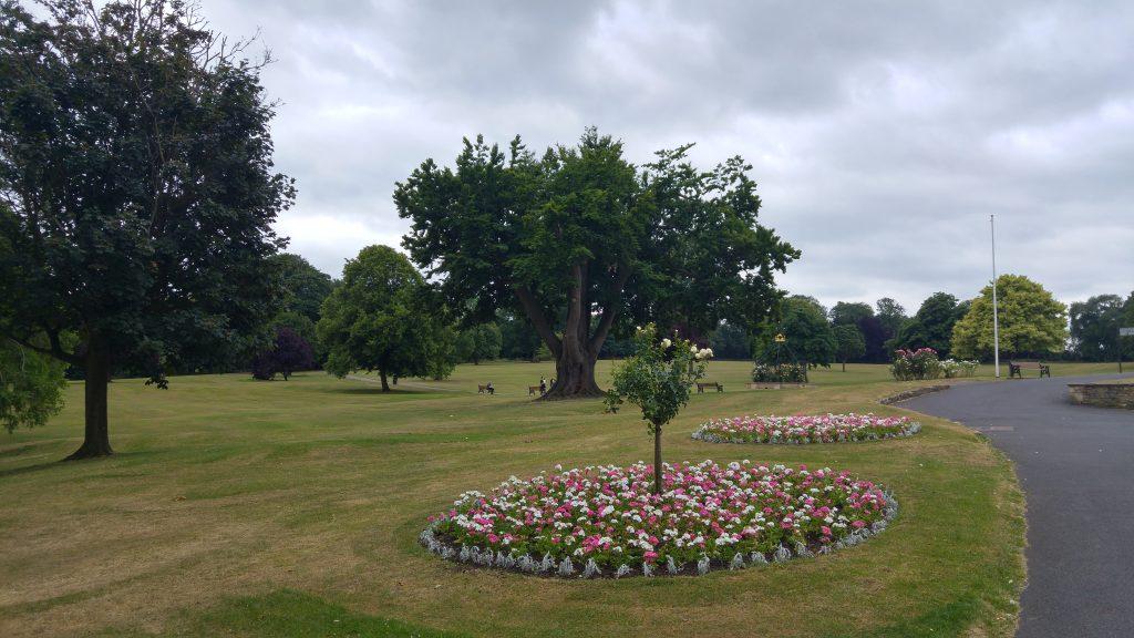 Rushden Hall Park